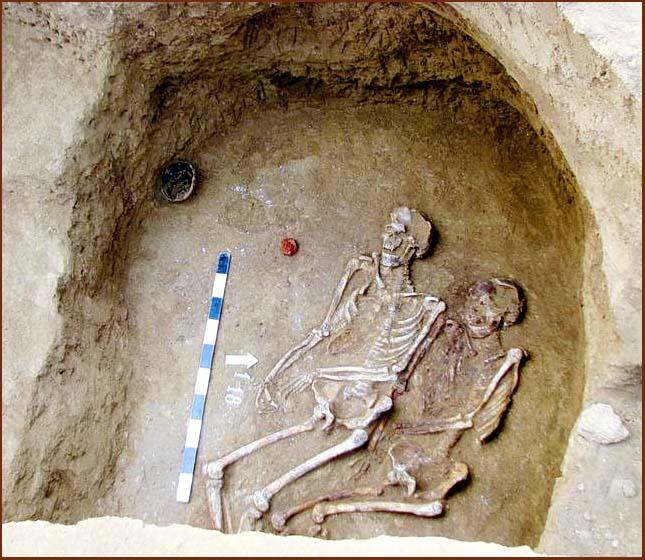 Археологи работают в верхнем жирове - 21 октября 2013 - новы.