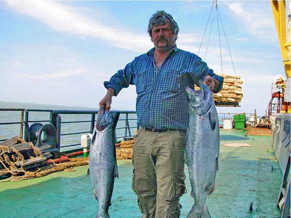 проза о рыбаках и моряках