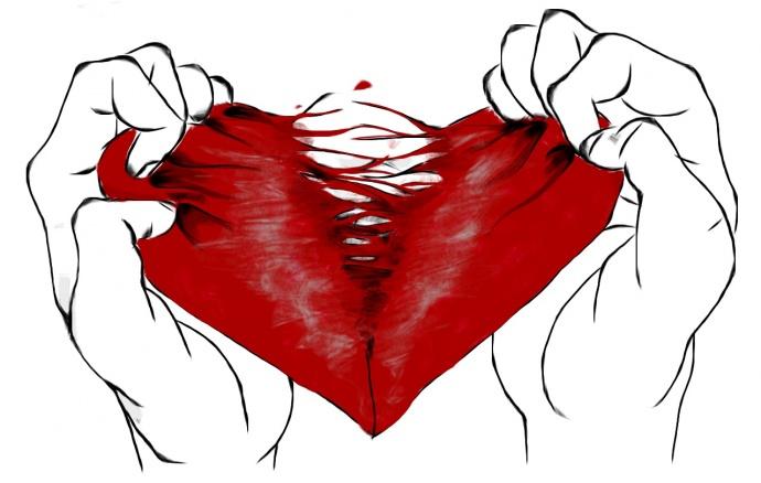 Что делать если у меня разрывается сердце
